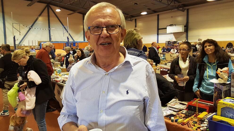 Arrangör Lars Andersson