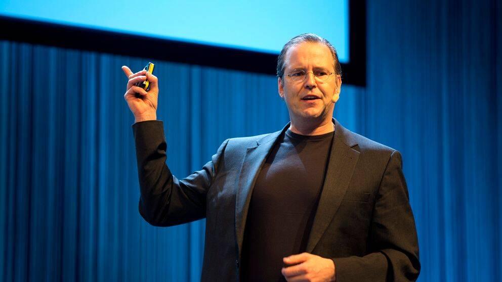 Finansminister Anders Borg