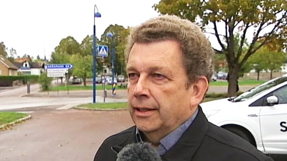 Edas kommunalråd Hans Nilsson (HEL) överklagar valresultatet i kommunvalet