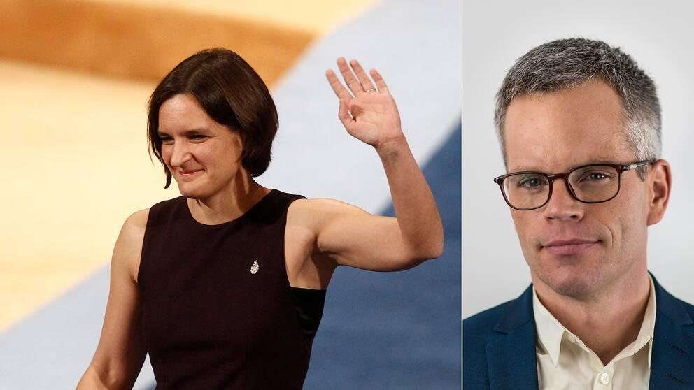 Esther Duflo och Alexander Norén