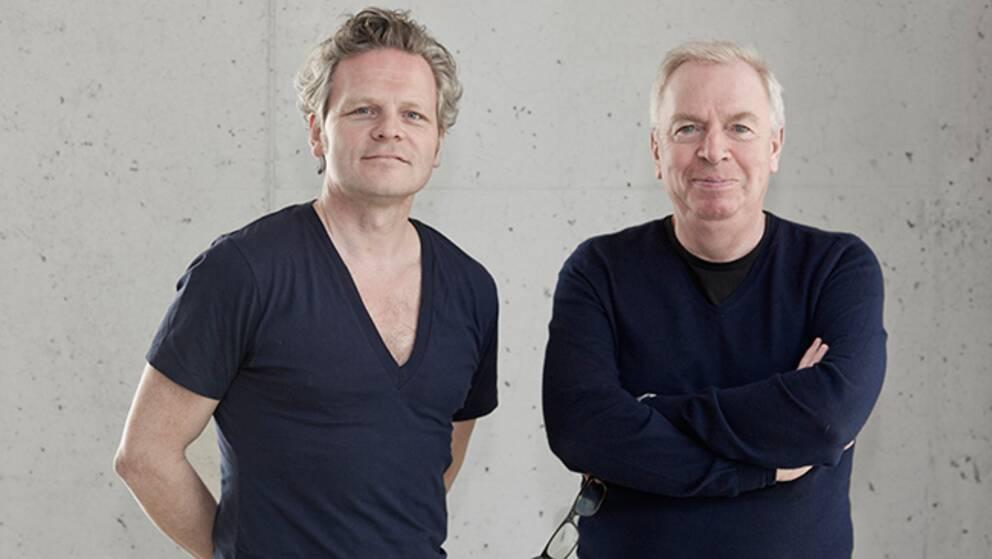 Christoph Felger och David Chipperfield ska utforma Nobel Center i Stockholm.