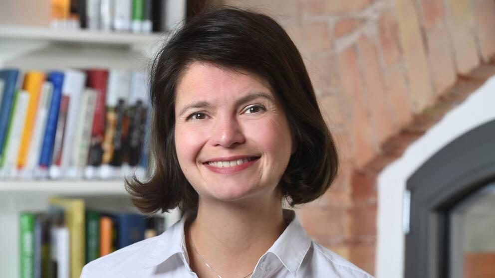 Klimatforskaren Sabine Fuss menar att så kallade negativa utsläpp är ett krav för att bromsa den globala uppvärmningen.