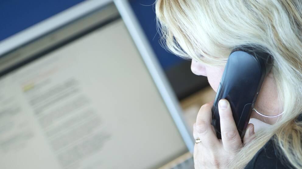 Ny larmtelefon ska skydda hotade kvinnor