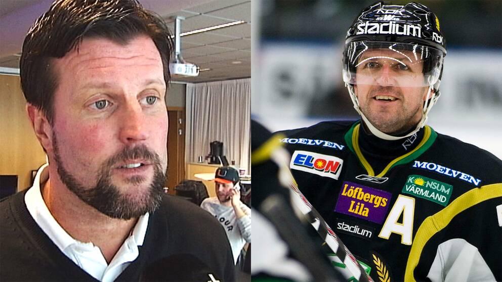 Peter Jakobsson får rollen som general manager i klubben när Thomas Rhodin kliver in som ny sportchef