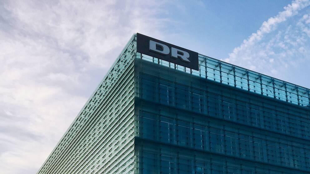 Danmarks Radio i DR Byen i Köpenhamn.
