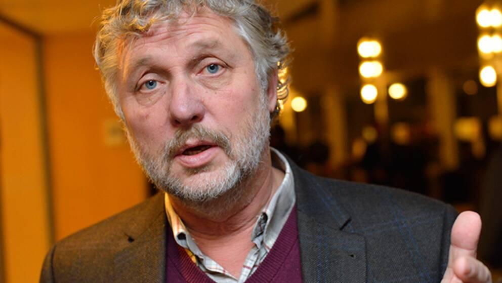 Peter Eriksson (MP).