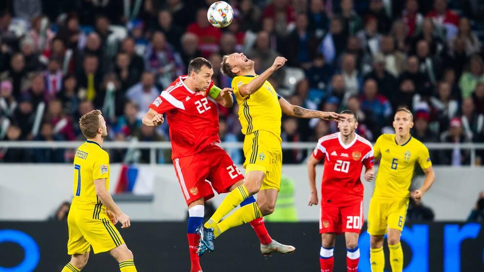 Ryssland – Sverige 0-0  81fabd7a8322a