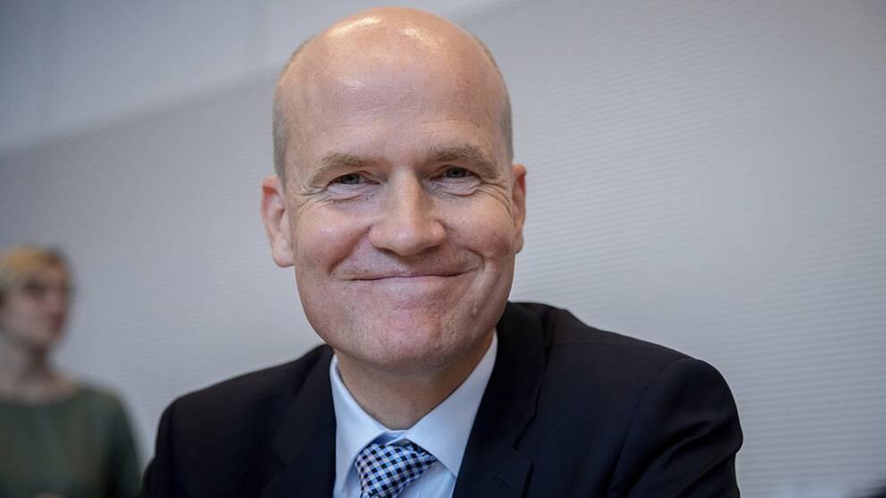 Ralph Brinkhaus har blivit ny gruppledare för Merkels partigrupp i den tyska förbundsdagen.