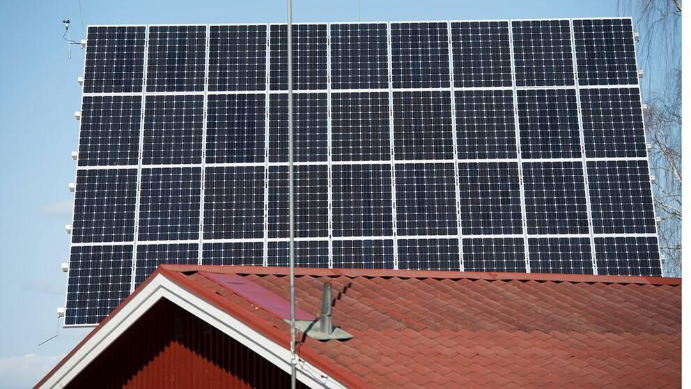 Allt fler satsar på solceller. Under 2017 ökade kapaciteten från landets alla anläggningar med 65 procent, enligt statistik från SCB.