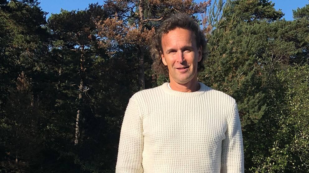 Alec Arho Havrén, vd för Gotland GPe Circuit och Gotland Ring