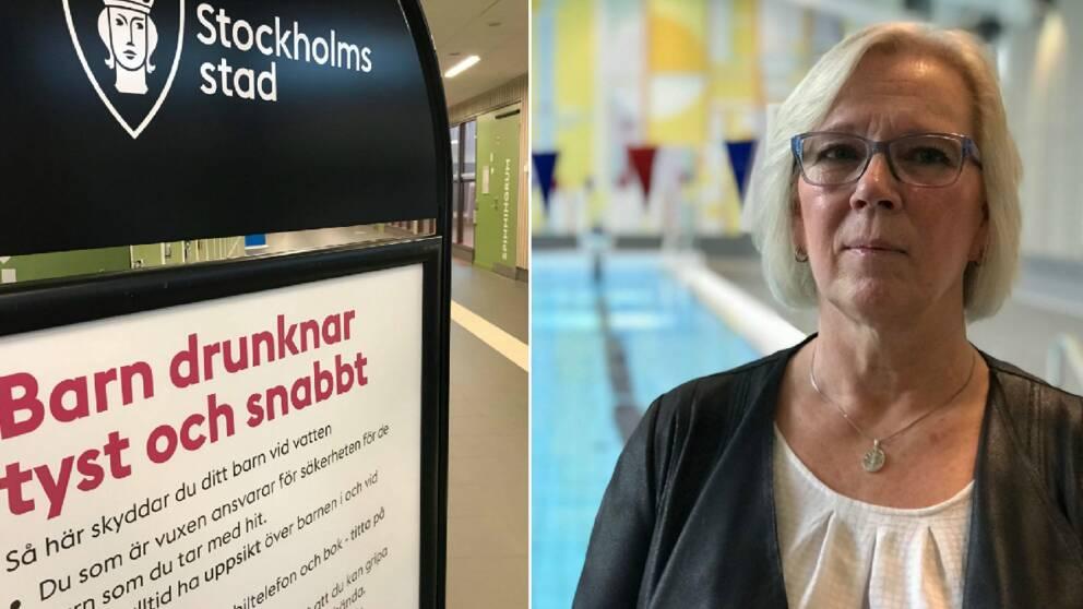 Karin Brand, generalsekreterare i Svenska Livräddningssällskapet