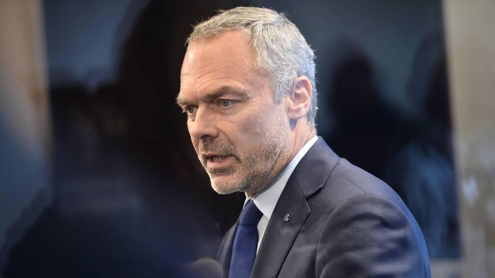 Liberalernas partiledare Jan Björklund.