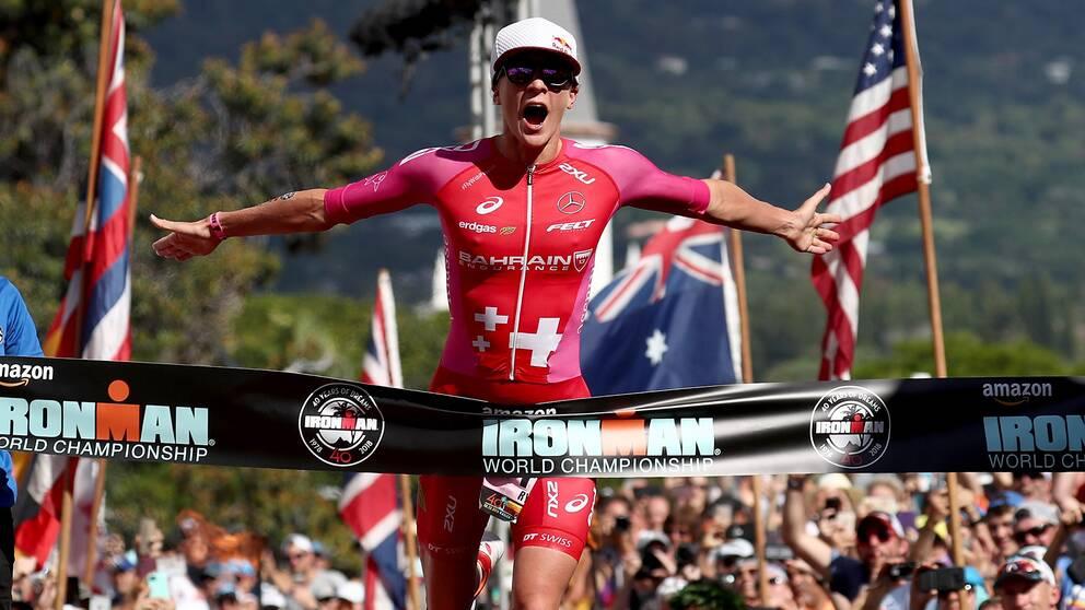 Svensk rekord i triathlon