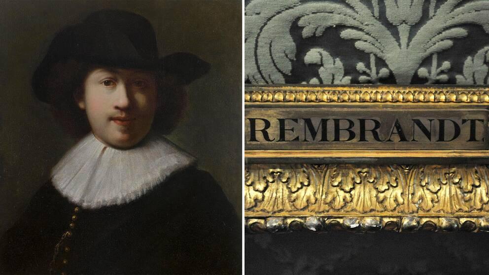 En ny Rembrandt-målning kan ha upptäckts, och den finns i Sverige