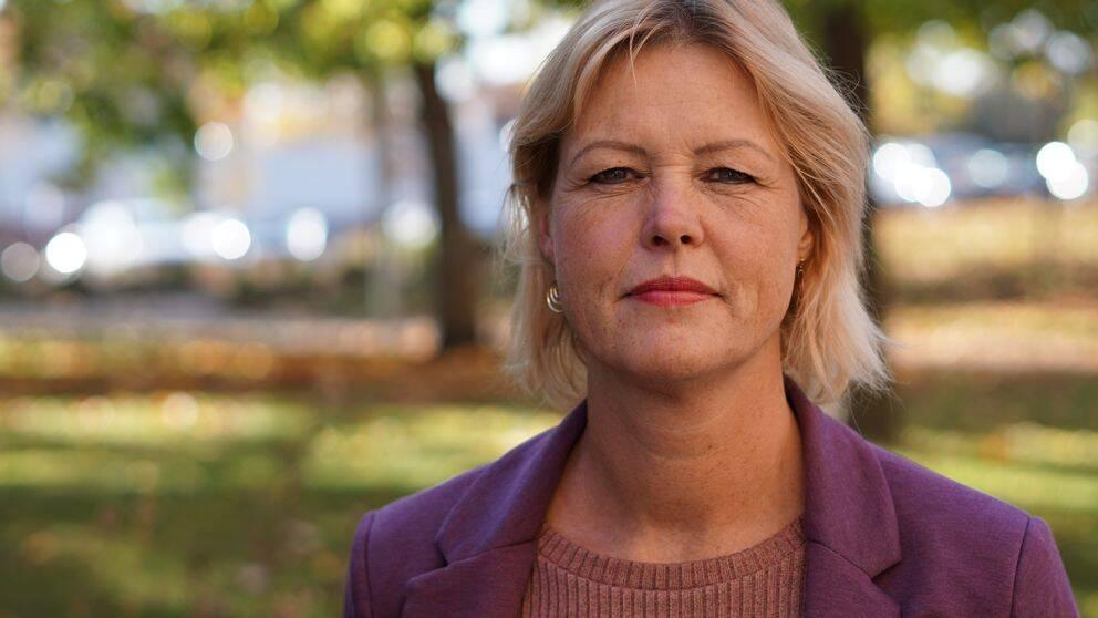 Hélene Björklund, Sölvesborg, Sölvesborgs kommun, riksdagspolitik, Helene Björklund