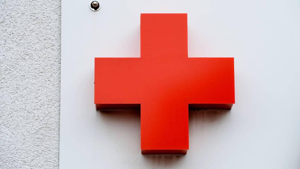 Symbol för Röda korset