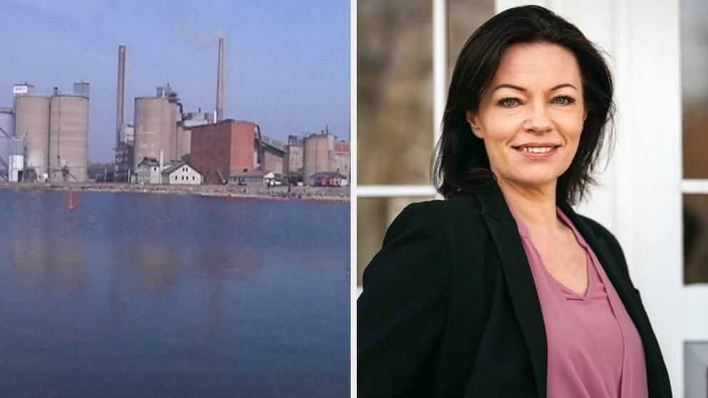 Matilda Wärenfalk (S), tillträdande kommunalråd i Mörbylånga kommun.