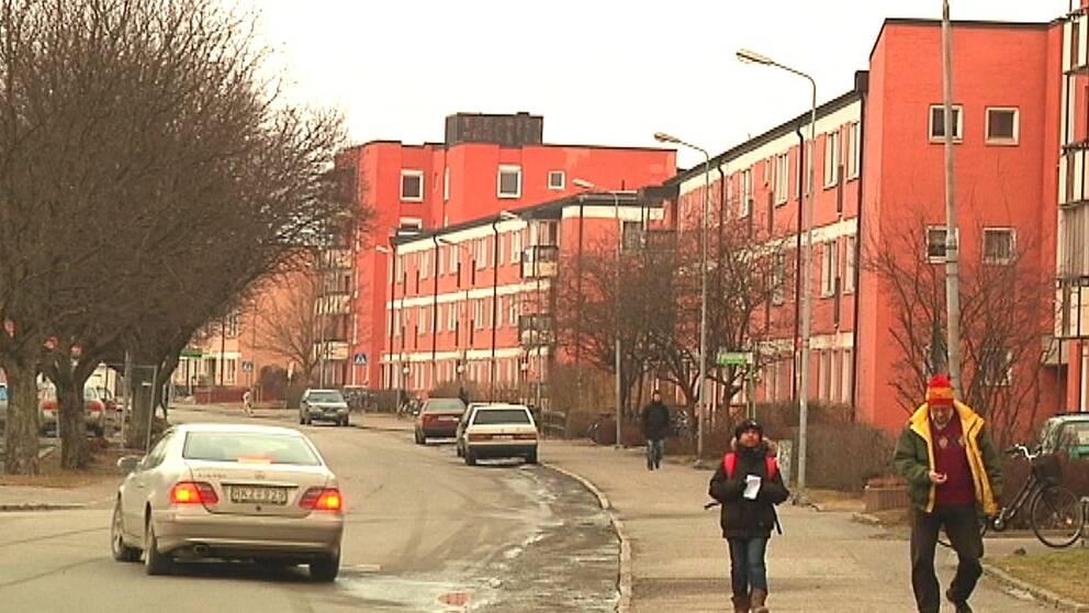 Gränby i Uppsala