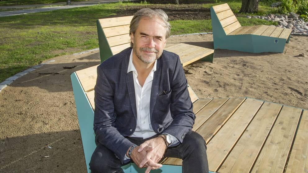 Georg Andrén är generalsekreterare i biståndsorganisationen Diakonia. Han var nyligen svensk ambassadör för regionen i Guatemala.