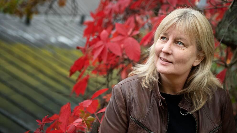 Författaren Karin Smirnoff.