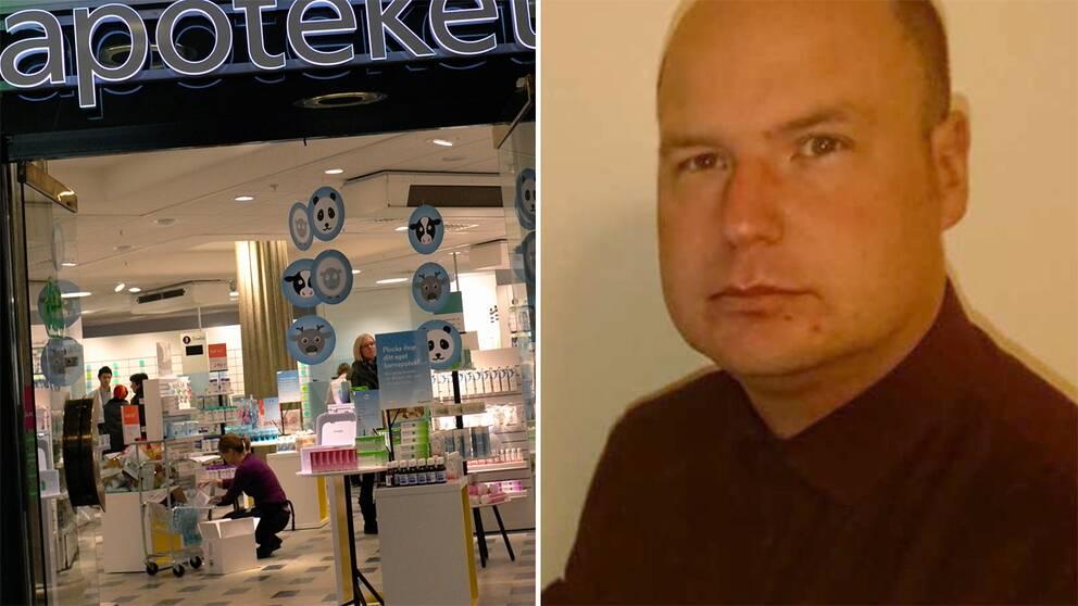 Tomas Åberg är med och driver den politiskt obundna organisationen Näthatsgranskarna. De letar igenom sociala medier efter hatkommentarer som de sedan anmäler.