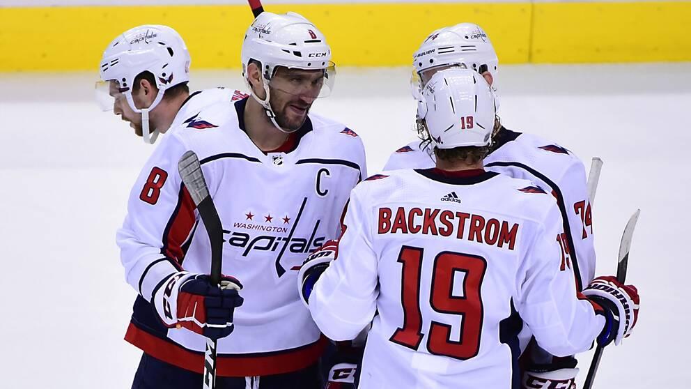 Backstrom avgjorde for washington