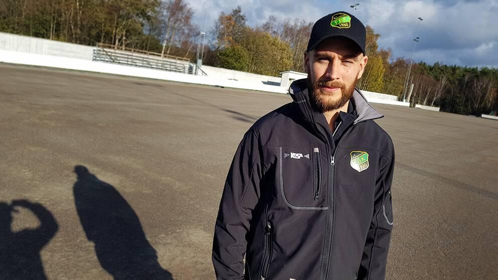 Fredrik Johansson, Frillesås BK