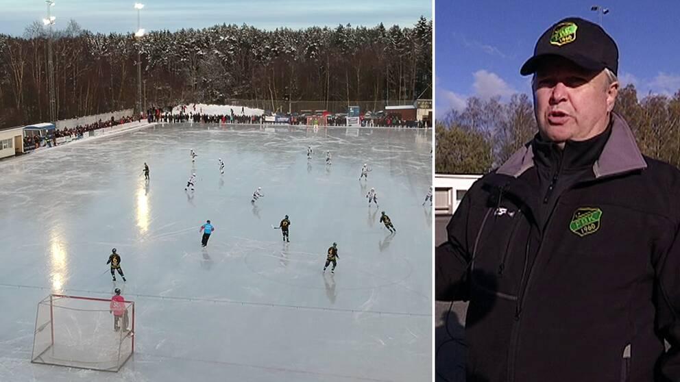 Frillesås ordförande Lars-Johan svanström