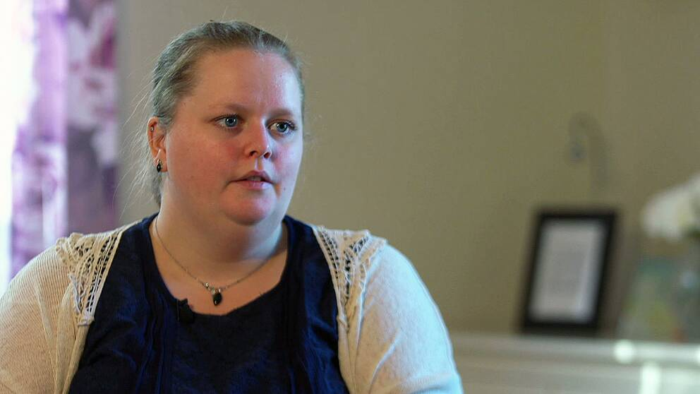 Elin Lindgren provade allt för att gå ner i vikt innan hon fick diagnosen lipödem.