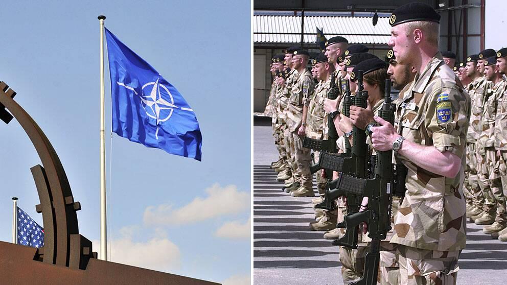 Försvarsalliansen Natos roll har i och med krisen i Ukraina förändrats dramatiskt. Det säger flera personer inom organisationen till SVT.