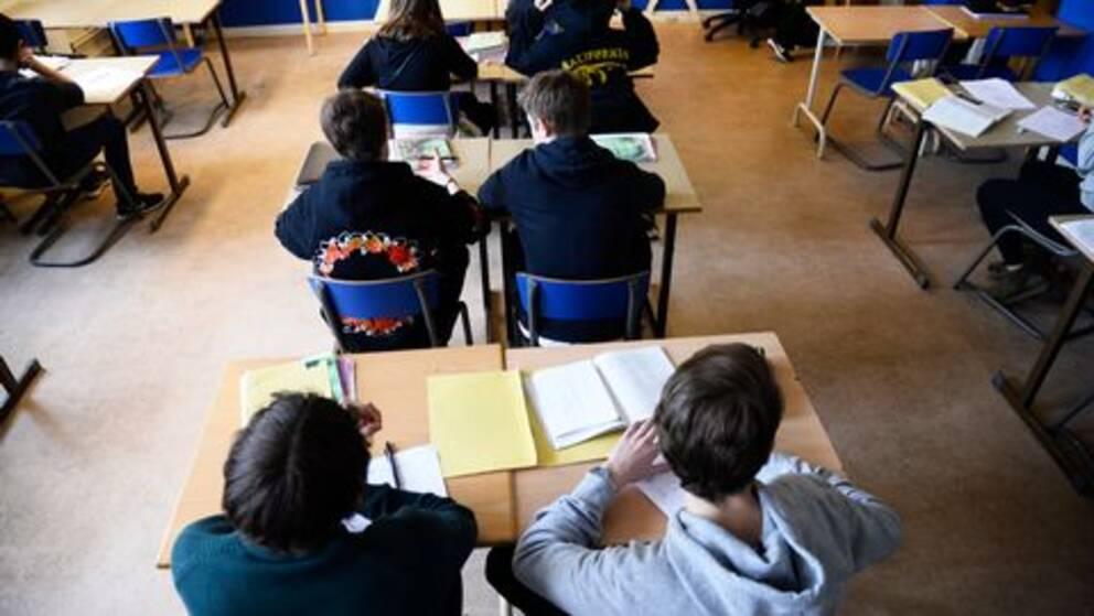 Unicef: Svenska skolan inte likvärdig