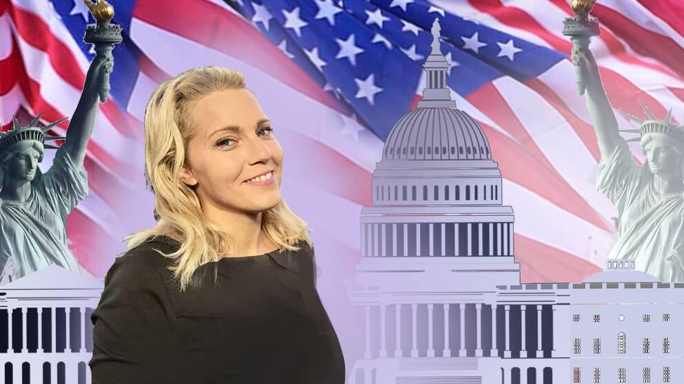 SVT Nyheters USA-korrespondent Carina Bergfeldt förklarar varför kongressvalet är intressant.