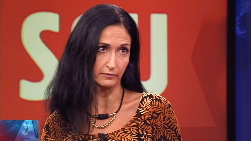 Sakine Madon, politisk redaktör på VLT