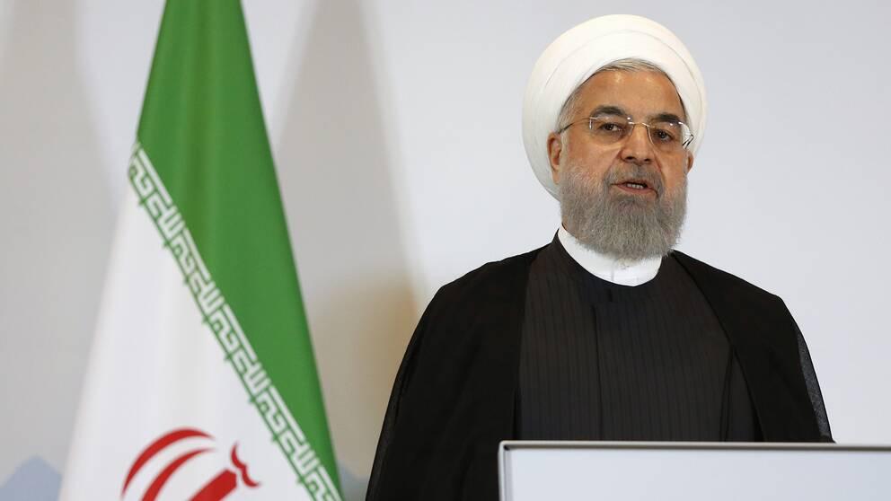Sverige ska infora sanktioner mot iran