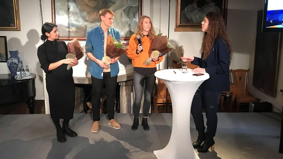 Lilla Aktuellt är nominerade till Stora journalistpriset 2018.