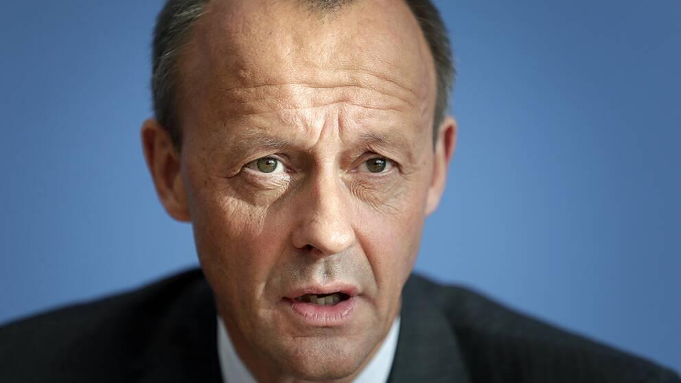 Friedrich Merz är den politiskt mest erfarne kandidaten till partiledarposten för Kristdemokraterna, CDU.