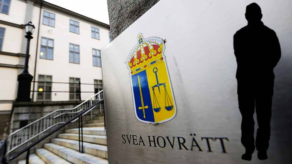 Sexdomd pappa friades i hovratten