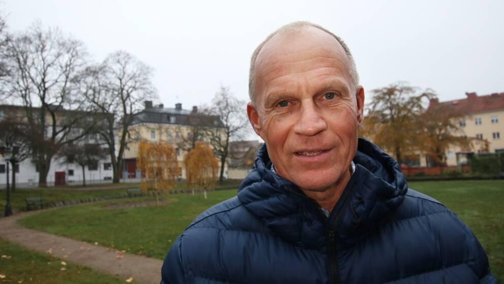 Mats Lindberg, VA-chef i Nyköpings kommun.