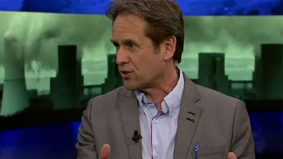 Svante Axelsson, generalsekreterare Naturskyddsföreningen