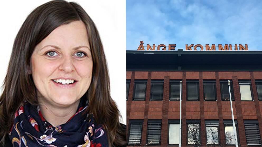 Emilia Rapp är ny hållbarhetsstrateg på Ånge kommun.