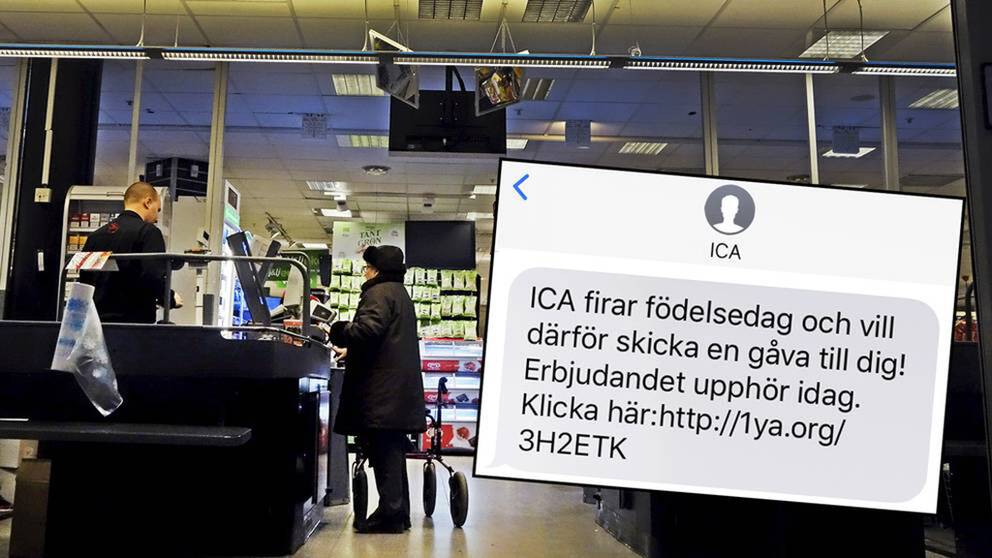 Ica kan inte stoppa bedrägerier
