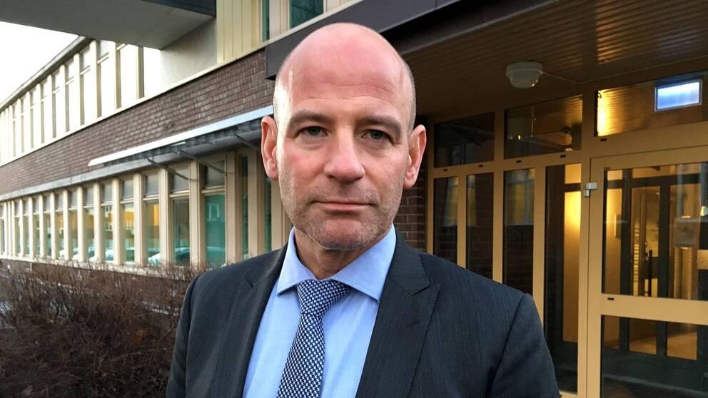 Kammaråklagare Staffan Blyberg
