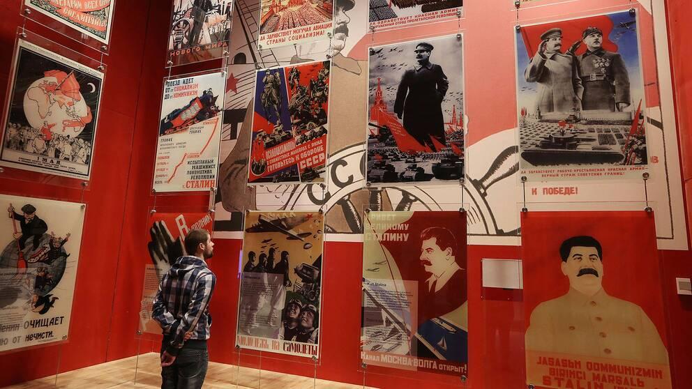 Andra världskrigs-museet i Gdansk.