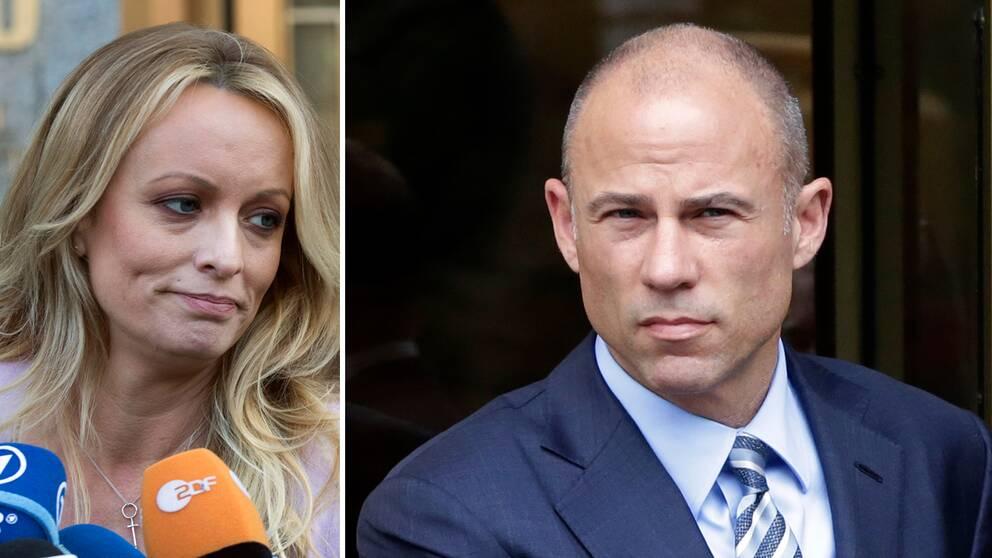 Stephanie Cliffords advokat Michael Avenatti greps under onsdagen misstänkt för misshandel, han nekar bestämt till anklagelserna
