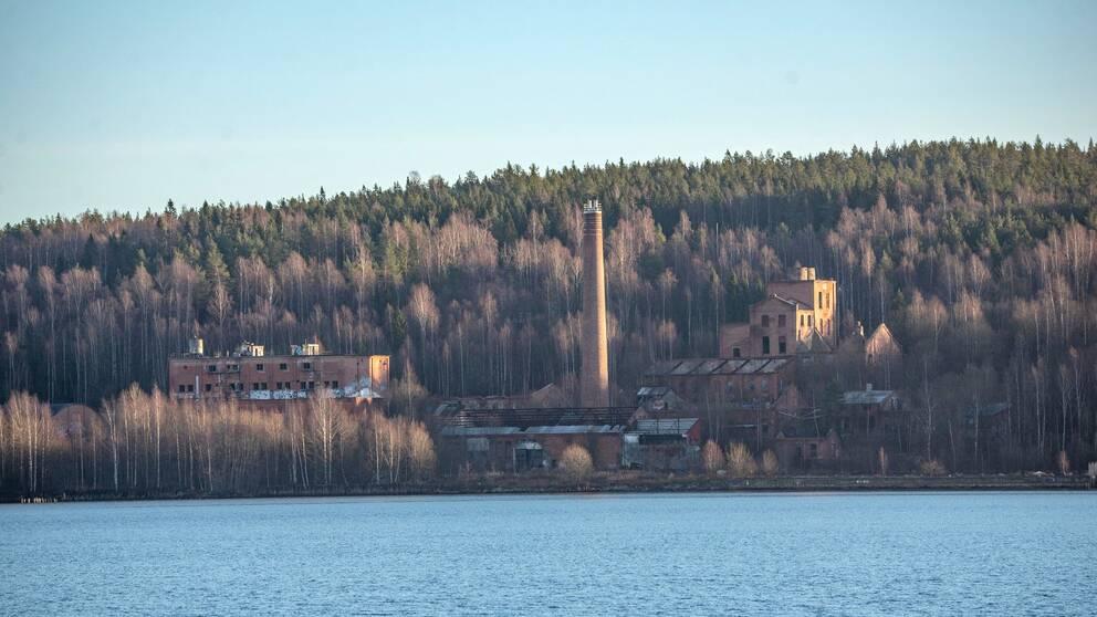 Essviks-Nyhamns gamla industriområde