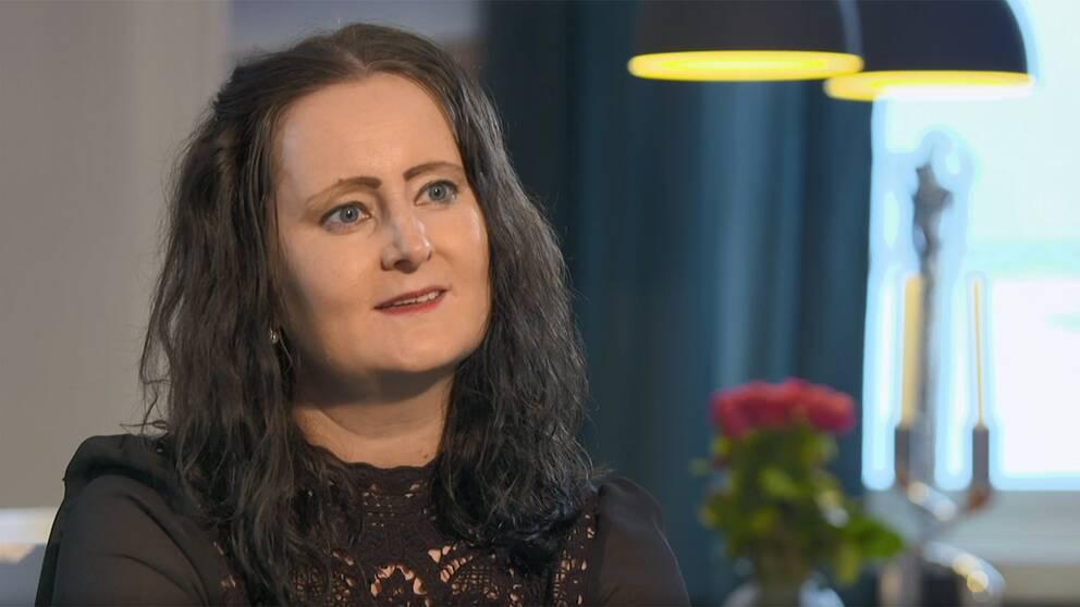 Sara Almqvist från Härnösand har aplastisk anemi.