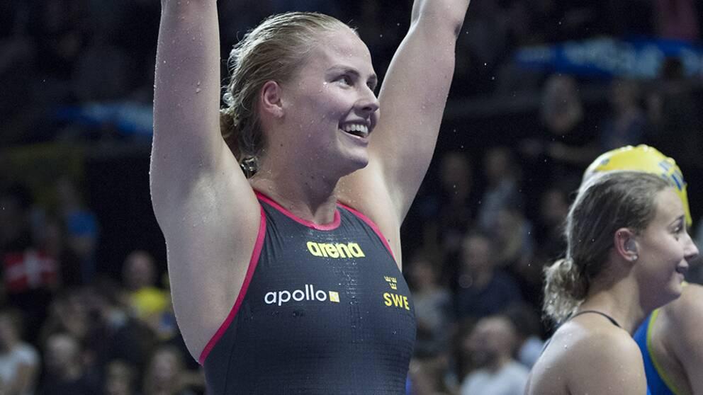 Tre svenskar i simfinal i vm