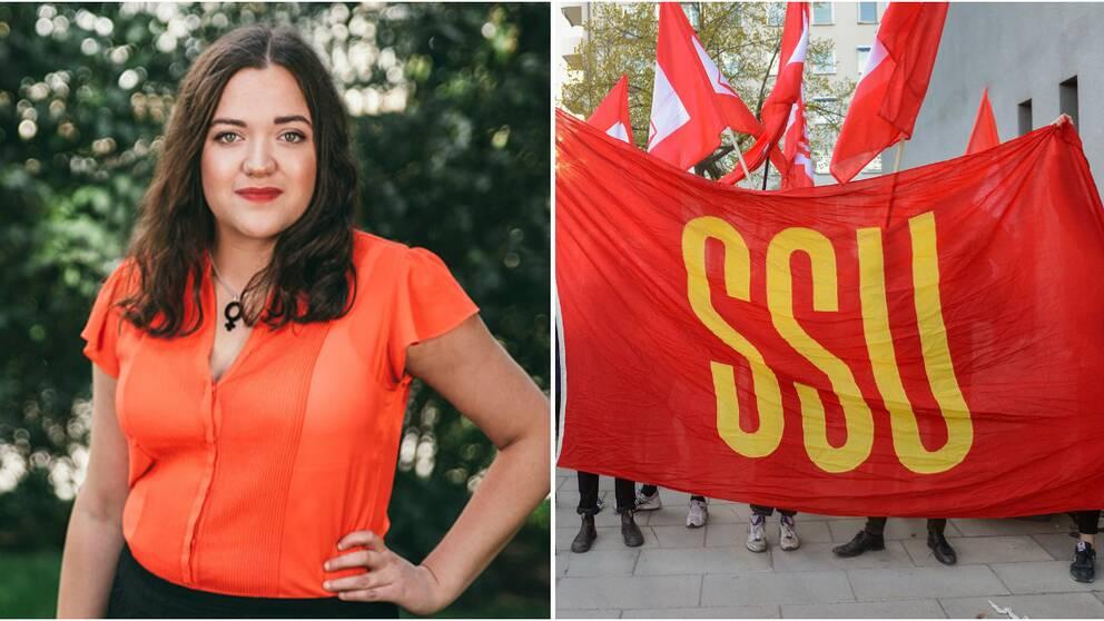 SSU:s förbundssekreterare Andrea Törnestam meddelade på måndagskvällen att förbundet godkänner SSU Skånes handlingsplan.