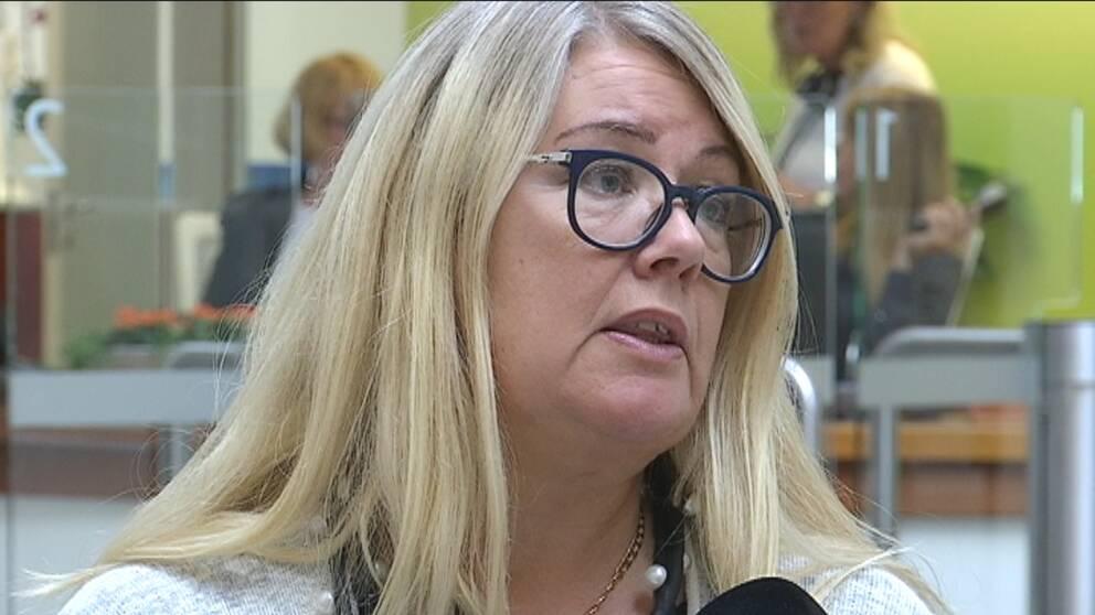 Annika Wallenskog, chefsekonom på Sveriges kommuner och landsting.
