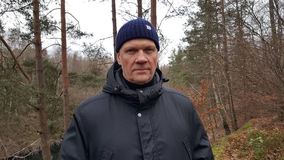 Bo Lundqvist, kalla fall-gruppen polisen Syd.